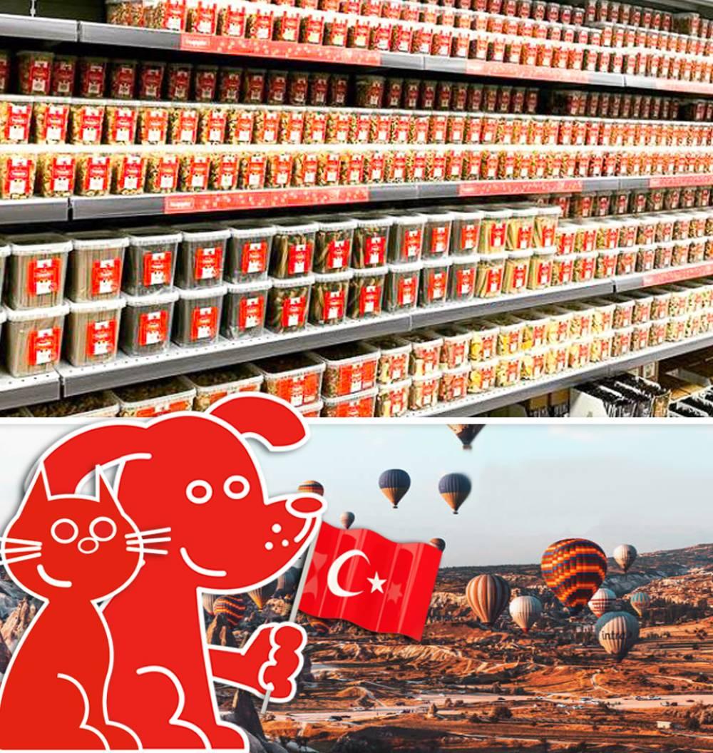 hupple goes Turkey!